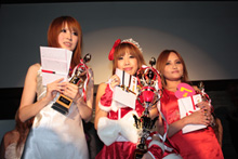 写メコングランプリ受賞女性